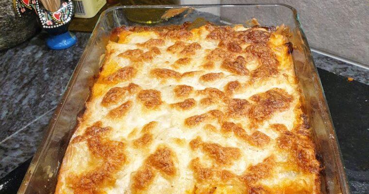 Lasagne z ragu alla Bolognese