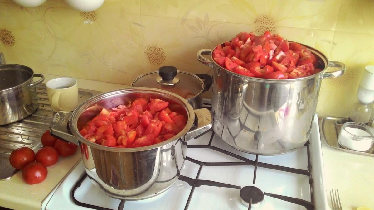 Przecier pomidorowy do słoików