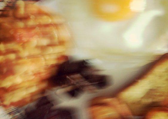 Śniadanie angielskie (zdjęcie badziewne)