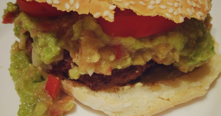 Burger Nachoman