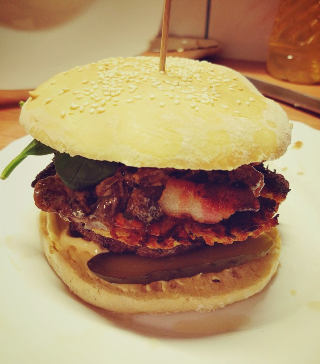Rydzyk burger