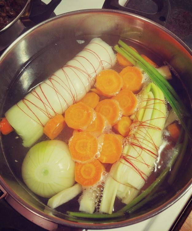 Zupa rydzowa